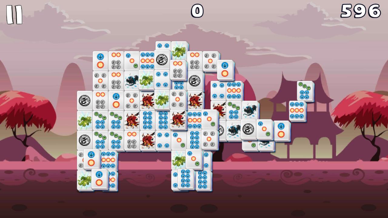 Mahjong deluxe v1.0.20 ipad